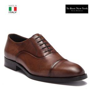 To Boot New York Brown Leather Men's Oxford